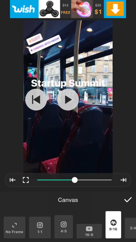 snapchat story song download mp4