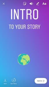 instagram story gif