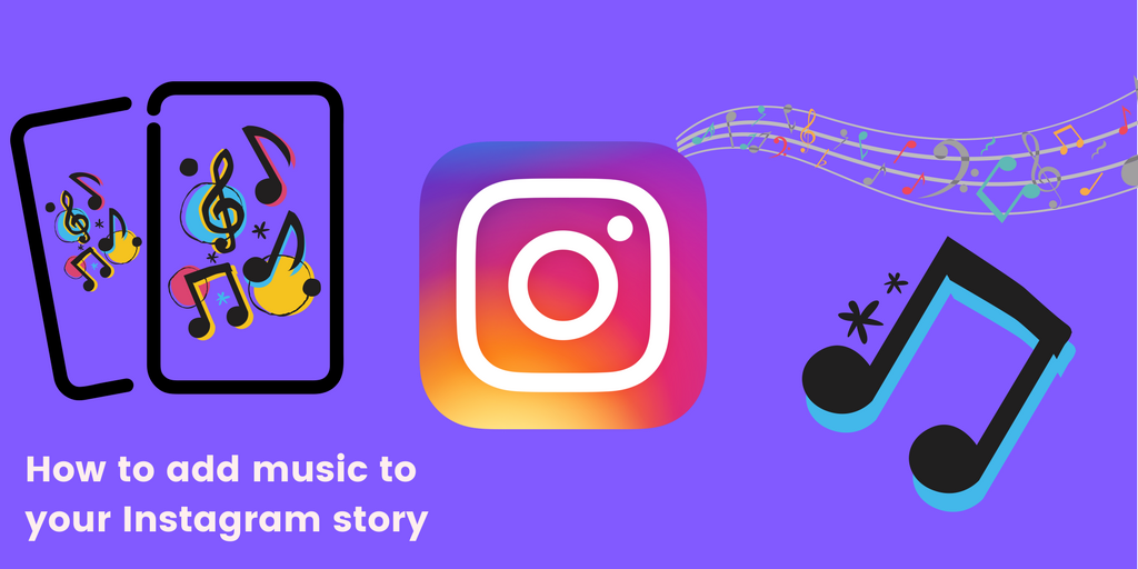 add music to instagram story