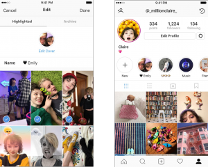 How to add Instagram Stories Highlights