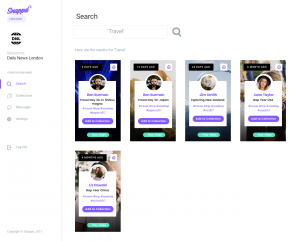 Search Stories